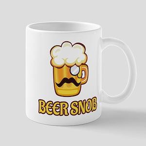 Beer Snob Mugs