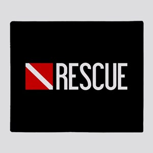 Diving: Diving Flag & Rescue Throw Blanket