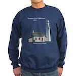 Sturgeon Point Lighthouse Sweatshirt (dark)