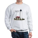 Crisp Point Lighthouse Sweatshirt