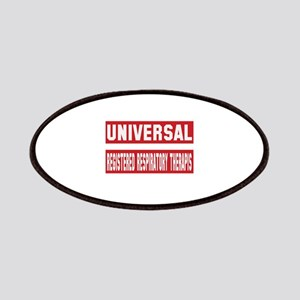 Universal Registered Respiratory Therapis Patch