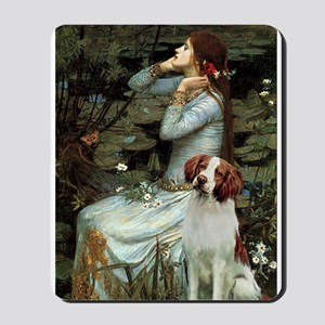 Ophelia /Brittany S Mousepad