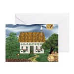 Storm Cottage Greeting Cards (Pk of 20)