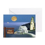Fair Winds Cottage Greeting Cards (Pk of 20)