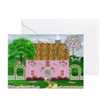 Honeymoon Cottage Greeting Cards (Pk of 20)