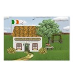 St. Patrick's Day Postcards (Package of 8)