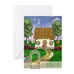 Country Cottage Greeting Cards (Pk of 20)