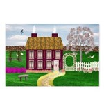 Cherry Tree Farm Postcards (Package of 8)
