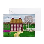Cherry Tree Farm Greeting Cards (Pk of 20)