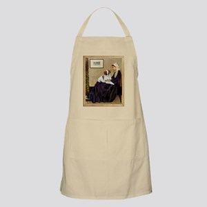Whistler's /Brittany S BBQ Apron