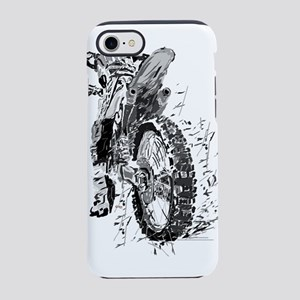 Motor Cross iPhone 8/7 Tough Case