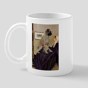 Whistler's / Bullmastiff Mug