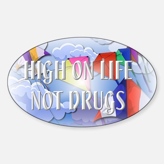 Not drugs Decal