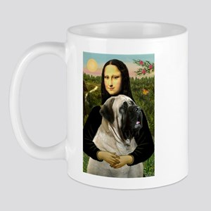 Mona /Bullmastiff Mug