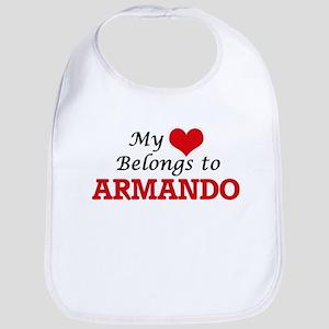 My heart belongs to Armando Bib