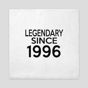 Legendary Since 1996 Queen Duvet