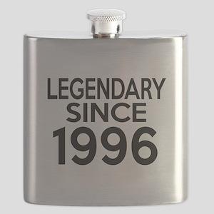 Legendary Since 1996 Flask