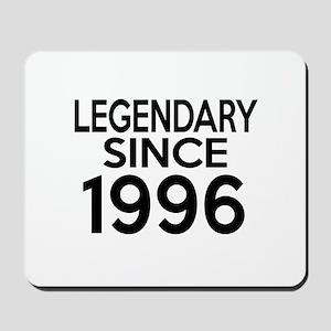 Legendary Since 1996 Mousepad