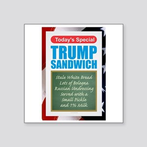 Trump Sandwich Sticker