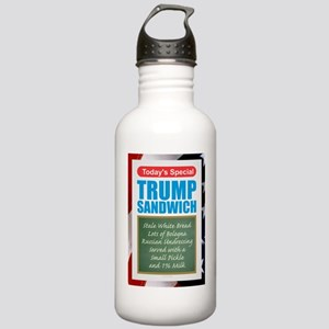 Trump Sandwich Stainless Water Bottle 1.0L