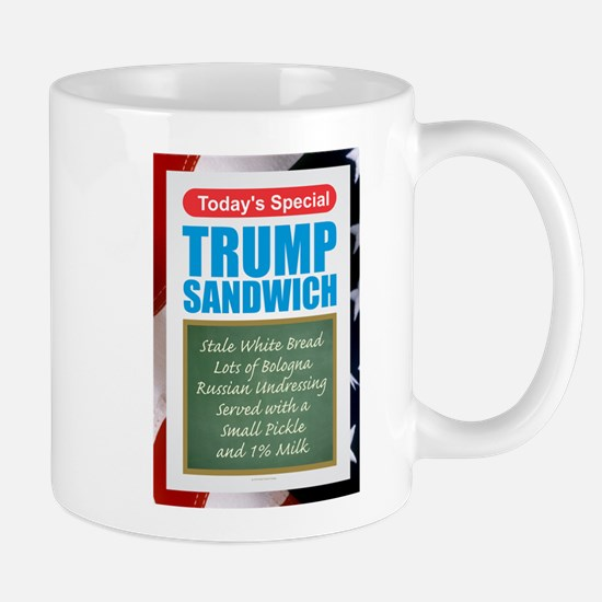 Trump Sandwich Mugs