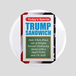 Trump Sandwich Button