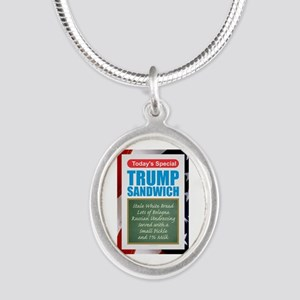 Trump Sandwich Necklaces