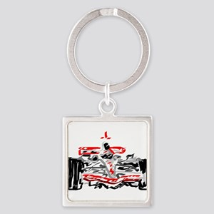 Race car Keychains