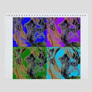 Jackson the Boxer Wall Calendar 2
