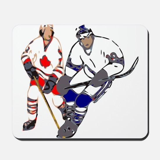 Ice Hockey Mousepad