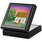 Sunrise Cottage Version 2 Keepsake Box