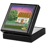 Sunrise Cottage Keepsake Box