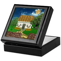 Storm Cottage Keepsake Box
