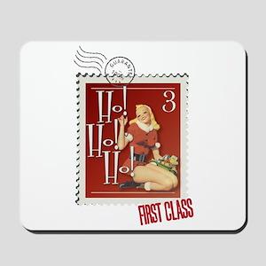 Ho! Ho! Ho! Kitschmas Stamp Mousepad