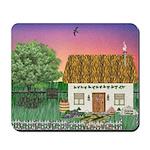 Sunrise Cottage Version 2 Mousepad