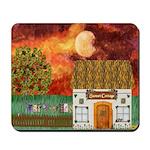 Sunset Cottage Version 2 Mousepad