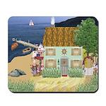 Lakeside Cottage Mousepad