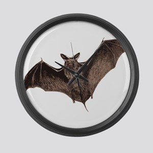 Bat Large Wall Clock