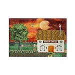 Sunset Cottage Magnets (10 pack)