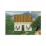 Storm Cottage 2 Magnets (10 pack)