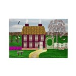 Cherry Tree Farm Rectangle Magnets (10 pack)