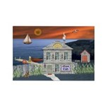 The Fisherman's Shack Magnets (10 pack)