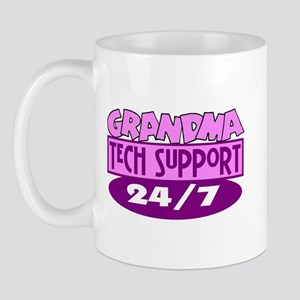 Grandma Tech Support Mug