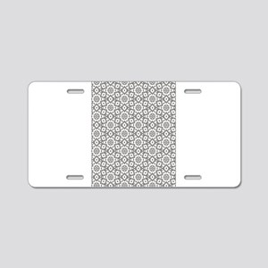 seamless pattern,adult colo Aluminum License Plate