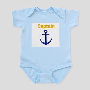 Captain Body Suit