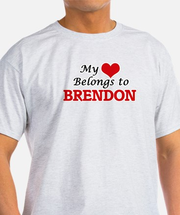 My heart belongs to Brendon T-Shirt