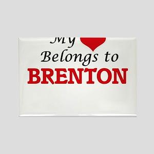 My heart belongs to Brenton Magnets