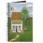 St. Patrick's Day Cottage Journal