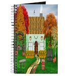 Autumn Cottage Journal