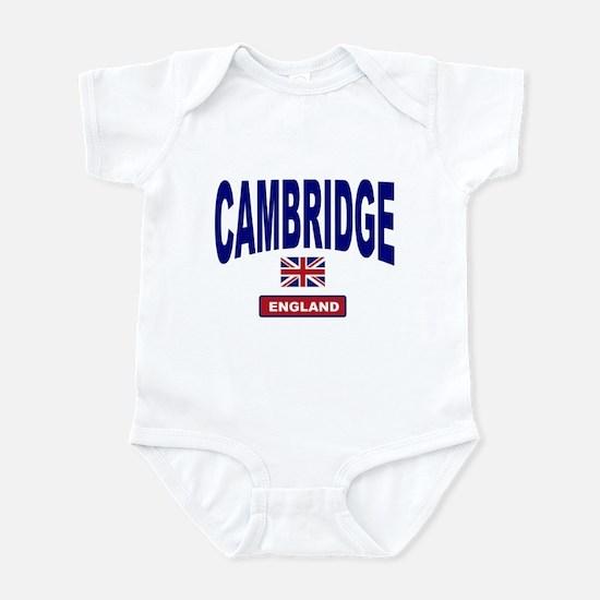 Cambridge England Infant Bodysuit